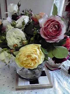 素敵な薔薇♪